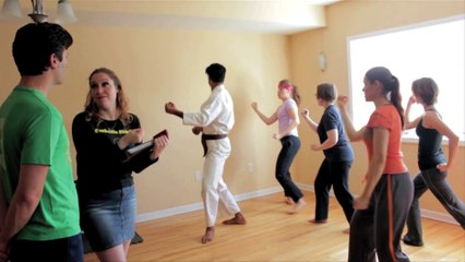 "Love Kabob - Episode 201B ""The Karate Lesson, Part 2"""