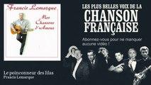 Francis Lemarque - Le poinconneur des lilas