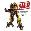 Best Price ROOMMATES RMK1290GM Transformers 3 Bumblebee Peel & Stick Giant Wall Decal Review