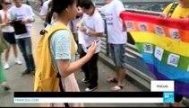 Chine - La lente marche des homosexuels chinois