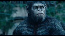 La Planète des singes : l'affrontement - bande annonce finale [VO]