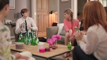 New Perrier commercial ads : so so funny! What are you speaking about?!