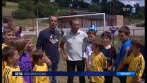 Direct Midi à Fontain :  L'effet coupe du monde de foot