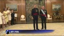 Espagne: le nouveau roi Felipe VI devient capitaine général des Armées