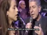 Leonard Cohen-Dance Me To The End Of Love[sub. in Romana]