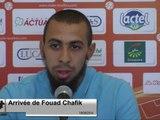 19 06 2014 - Arrivée de F. Chafik