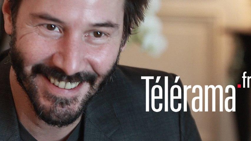 "Keanu Reeves : ""Matrix a changé ma vie"""
