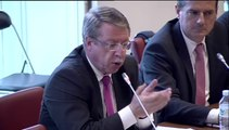 Audition de Charles Coppolani président de l'autorité de régulation des jeux en ligne par la Commission des finances de l'Assemblée nationale (3 juin 2014)