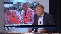 SNCF : Guillaume Pepy après la grève