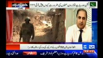 Rauf Klasra Why drone attacks started in North Waziristan during operation Zarb-e-Azb