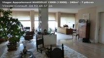 A vendre en viager - MARSEILLE 13008 (13008) - 7 pièces - 240m²