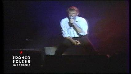Francofolies 1988 / Johnny Hallyday - Que je t'aime (live)