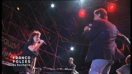 Francofolies 1997 / Maurane et F. Cabrel (live)