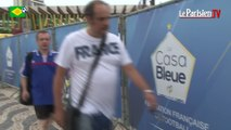 Mondial 2014: ils ont traversé le monde pour soutenir les Bleus