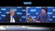 """André Chassaigne : """"la lutte des cheminots est une lutte pour l'intérêt général"""""""