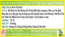 Bán Đất,6.4x16,HXH Đường Số 10 Phường Hiệp Bình Chánh Quận Thủ Đức,PHBC,FHBC,P.HBC,F.HBC,MT,HXH,P.Hiệp Bình Chánh,F.Hiệp Bình Chánh,Q Thủ Đức,