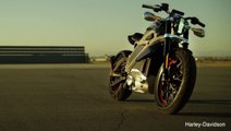 Harley Davidson Makes Its First Electric Motorcycle
