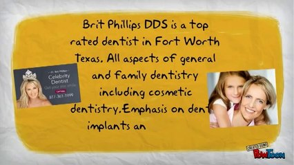 Cosmetic dentistry fort worth