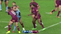 NRL 2014 State of Origin Game 2 Queensland Maroons VS New South Wales Blues 2nd half