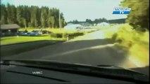 Mikko Hirvonen Rally Finlandia 2012 SS Ouninpohja Record