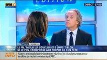 Politique Première: Le Front National, un meilleur bouclier des juifs français - 20/06