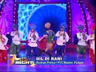 Roshan Prince   Dil Di Rani   PTC Star Night 2014   Full Official Music Video
