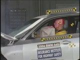 2004 BMW 5 Serisi çarpışma testi