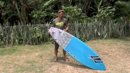 Naish Wave boards 2015