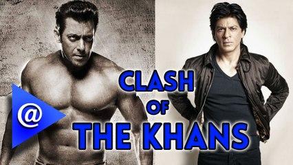 Clash of the Khans still 'Kick'ing - AtBollywood
