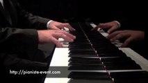 Pianiste pour mariage, reception, soirée privées, Tours: armando's rumba