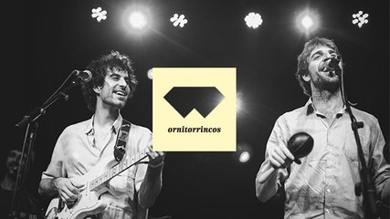 Mitad Manel Mitad The Seihos - Live at #ornitofest - 01/03/2014
