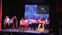 Jeunesse en Action 2014 pt2, Salle des Thermes, St Antonin Noble-Val 18-6-14
