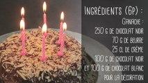 Recette de gâteau au chocolat -  Vie Pratique Gourmand