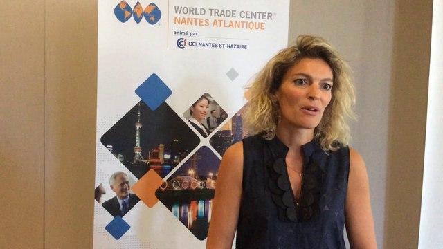 Interview Caroline Lignat - Europe Snacks - Atelier Interculturel - 19 juin 2014