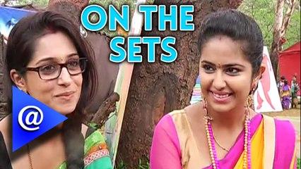 Behind the scenes of 'Sasural Simar Ka' - AtTellywood
