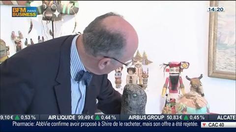 La tendance du moment: Chercheurs d'Art, dans Paris est à vous – 20/06