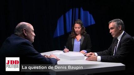 La question de Baupin à Le Guen