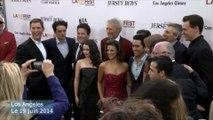 """Clint Eastwood et ses """"Jersey Boys"""" à Los Angeles"""