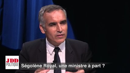 """Le Guen : """"Royal a un statut forcément à part"""""""