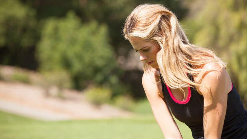 The Sexiest Shots in Golf - Anna Rawson Shows You How to Hit a Checked Wedge Shot