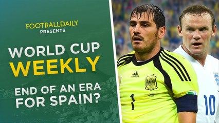 İspanya devri kapandı mı? Rooney'nin sonu mu geldi? Dünya Kupası Haftası #1 FootballDaily