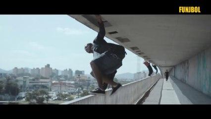 Funjbol 3/ Pixaçao, o graffiti acrobatico
