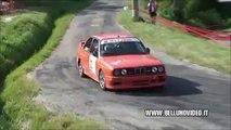 Epingle de Comps avec la M en glisse rallye écureuil 2014