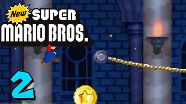 German Let's Play: New Super Mario Bros ★ #2