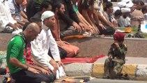 Avec les chiites de Sadr city