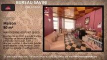 A vendre - Maison - MARCHIENNE AU PONT (6030) - 90m²