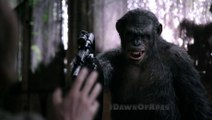 Dawn of the Planet of the Apes - Extrait 'KOBA KILLS' [VO|HD1080p]