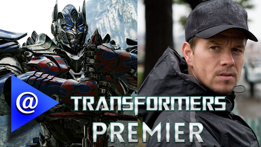 Transformers Premiere and behind the scenes.