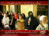 Sar e Aam 20 june 2014 -- Sar e Aam Ki Team Ne Hunted Schools Main Raat Basar Ki