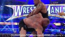 Undertaker vs. Brock Lesnar   WrestleMania XxX (Türkçe Anlatım)